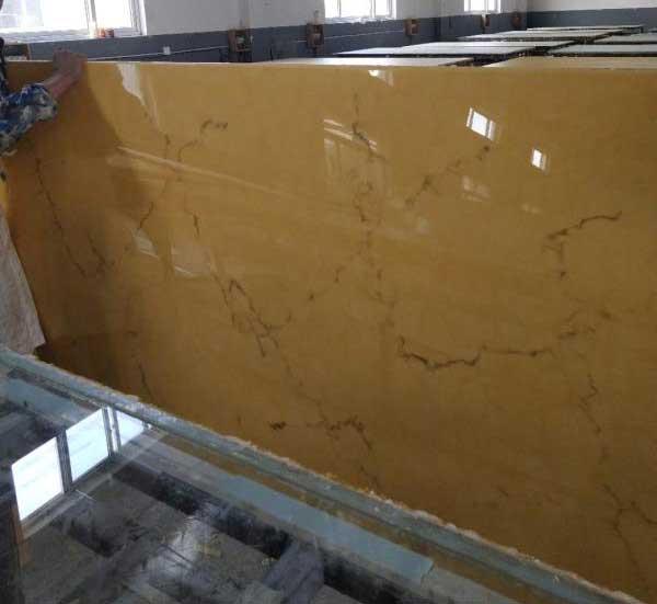 上海荆宜,人造透光石生产现场1