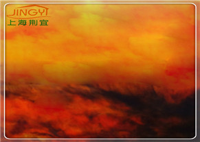 珊瑚透光石JY-SH8009