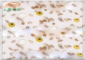 水晶雪花透光石JY-SJ6005